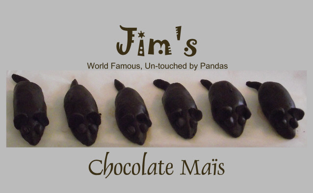 Jim's Chocolate Maïs